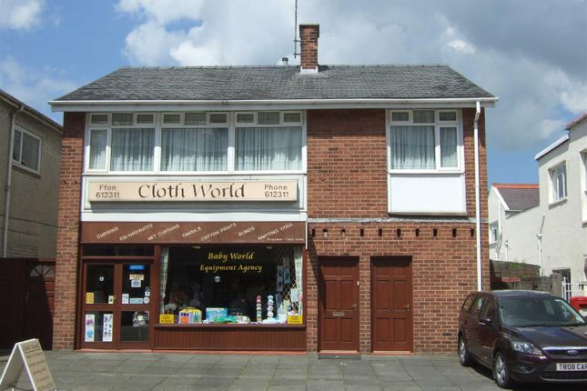 Thumbnail Detached house for sale in Lower Cardiff Road, Pwllheli