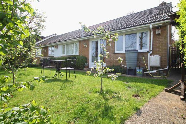 Thumbnail Detached bungalow for sale in Heathfield Way, Barham, Canterbury