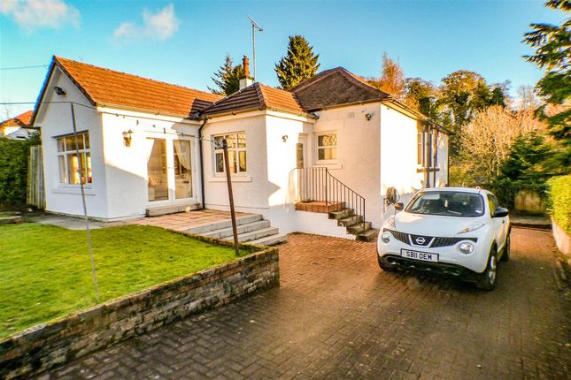 Thumbnail Bungalow for sale in Busby Road, Carmunnock, Glasgow