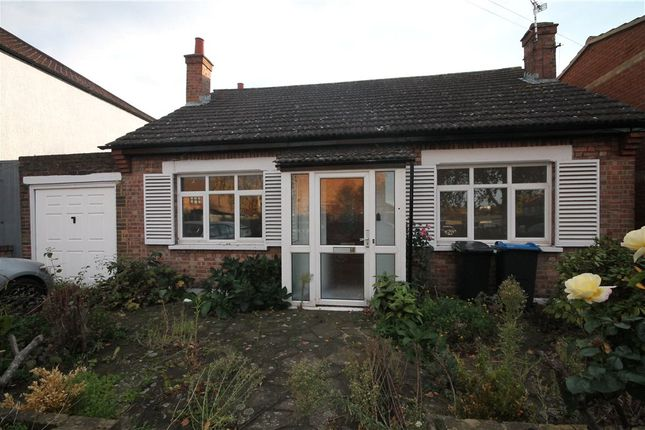 Thumbnail Detached bungalow for sale in Meopham Road, Mitcham