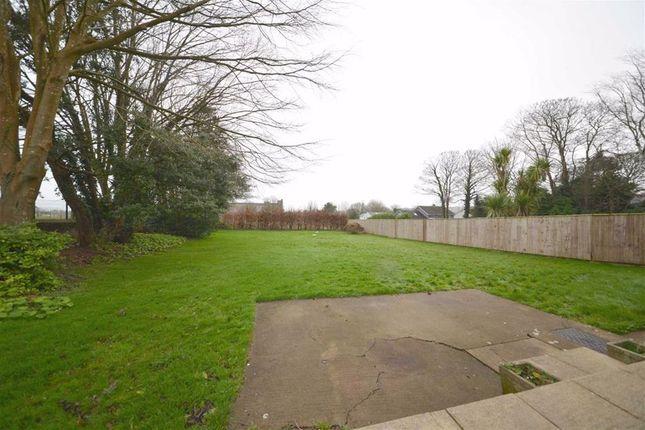 Outside of Greenwood House, Heywood Lane, Tenby, Dyfed SA70