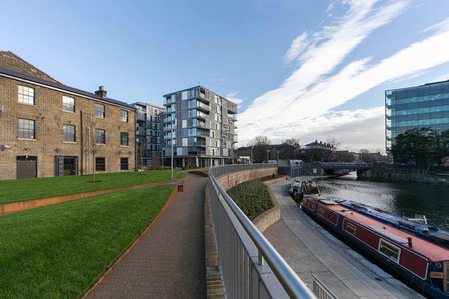 Thumbnail Flat to rent in York Way, London