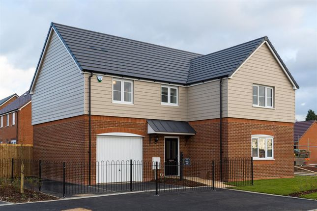 Thumbnail Detached house for sale in The Fyfield, High Penn Park, Calne