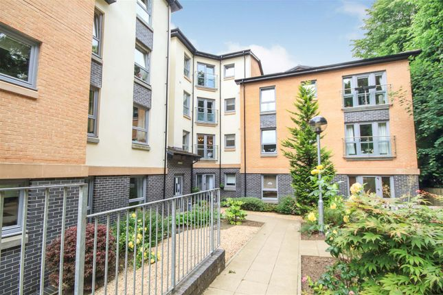 Thumbnail Flat for sale in Ashwood Court, 1A Victoria Road, Paisley