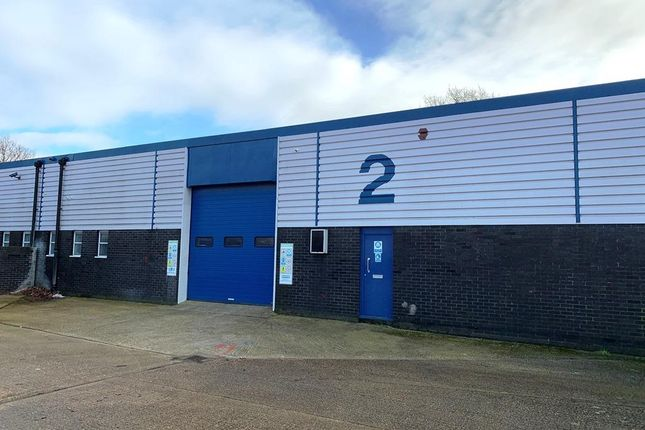 Thumbnail Warehouse to let in Unit 2 Mitchell Close, Segensworth, Fareham, Hampshire