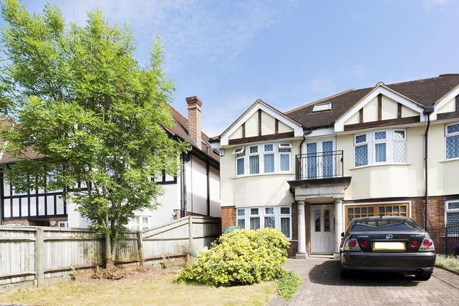Thumbnail Property for sale in Sinclair Grove, London