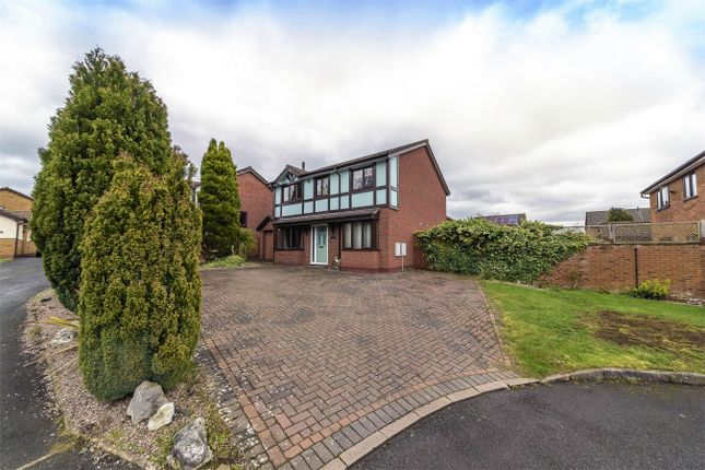 Thumbnail Detached house for sale in Purton Wood View, Telford, Shropshire