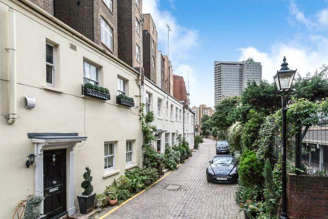 Thumbnail Mews house to rent in Mcleods Mews, South Kensington
