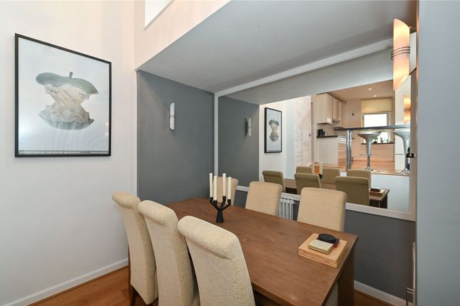 Dining Area of Chandlers Mews, London E14