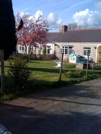 Thumbnail Cottage to rent in Broadmoor, Kilgetty