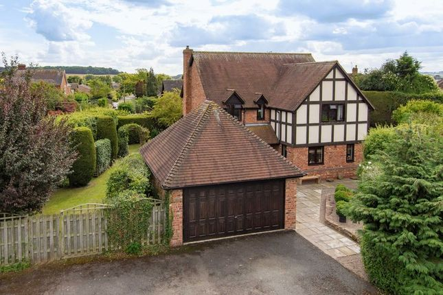 Thumbnail Detached house for sale in Brook Orchard, Marden, Hereford
