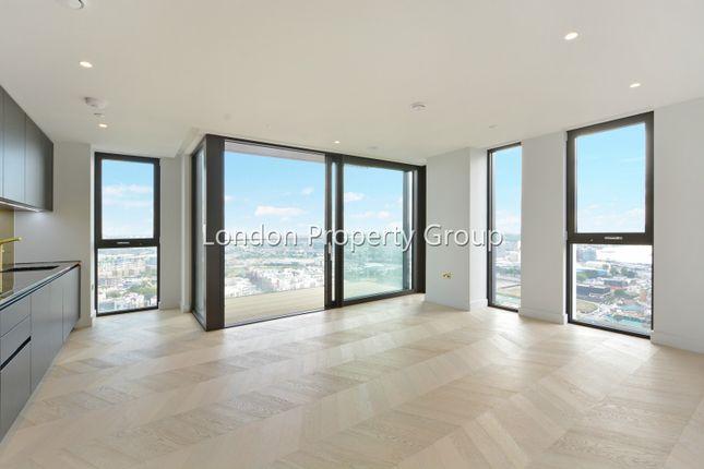 Thumbnail Flat to rent in 3 Tidemill Square, London SE10, London,