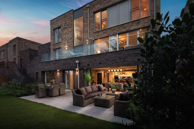 """Thumbnail Detached house for sale in """"Chestnut House"""" at The Ridgeway, Mill Hill, London"""