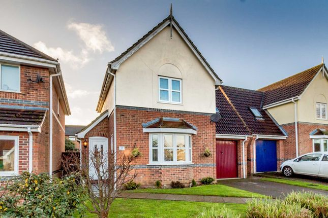 Thumbnail Detached house to rent in Heathlands, Swaffham