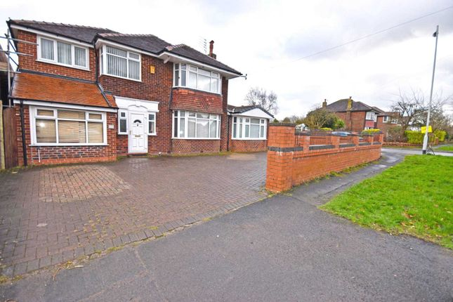 Thumbnail Detached house for sale in Wilmslow Road, Heald Green, Cheadle