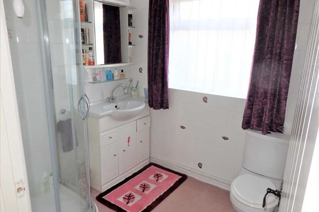 Shower Room And Toilet :