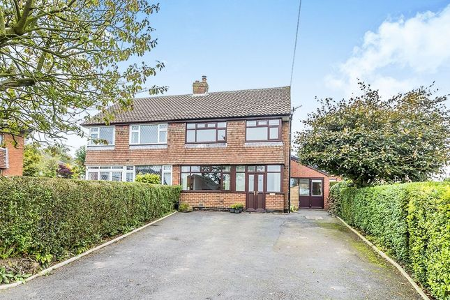 Thumbnail Semi-detached house for sale in Ash Way, Werrington, Stoke-On-Trent