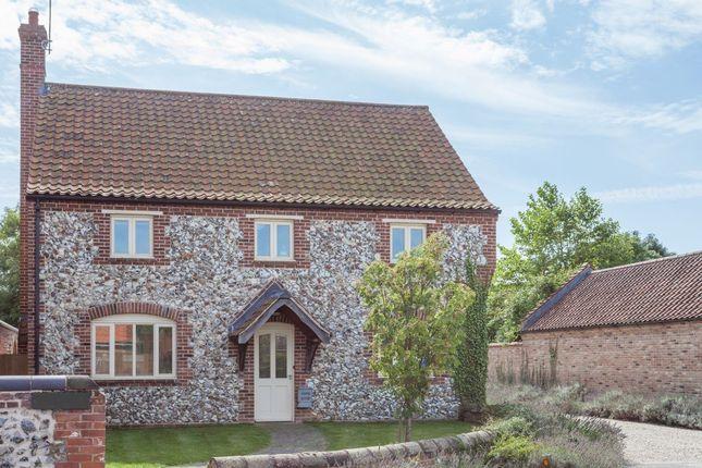 4 bed detached house for sale in Back Lane, Castle Acre, King's Lynn