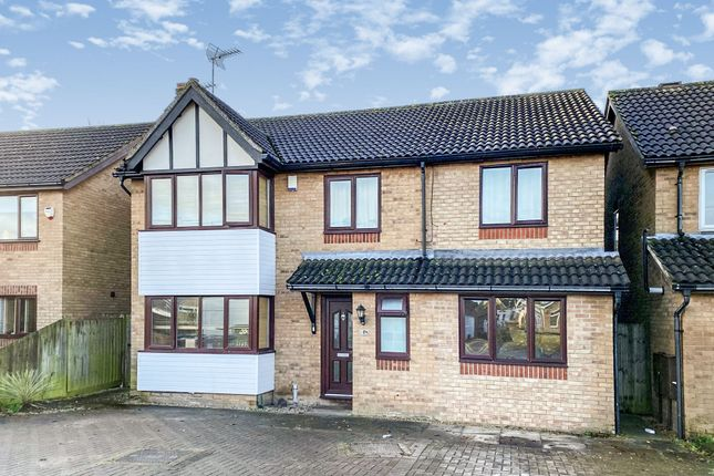 Thumbnail Detached house for sale in Waterlees Road, Wisbech