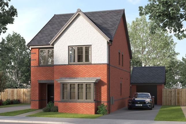 """Thumbnail Detached house for sale in """"The Finsbury"""" at Tom Blower Close, Wollaton, Nottingham"""