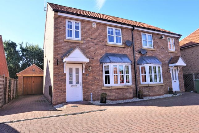 Thumbnail Semi-detached house for sale in Cornflower Close, Healing