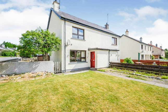 2 bed semi-detached house for sale in Cairngorm Avenue, Grantown-On-Spey PH26