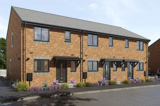 Thumbnail Terraced house for sale in Marley View, Marley Hill, Newcastle Upon Tyne