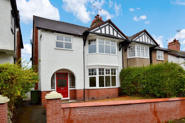 Thumbnail Semi-detached house for sale in Dee Fords Avenue, Chester