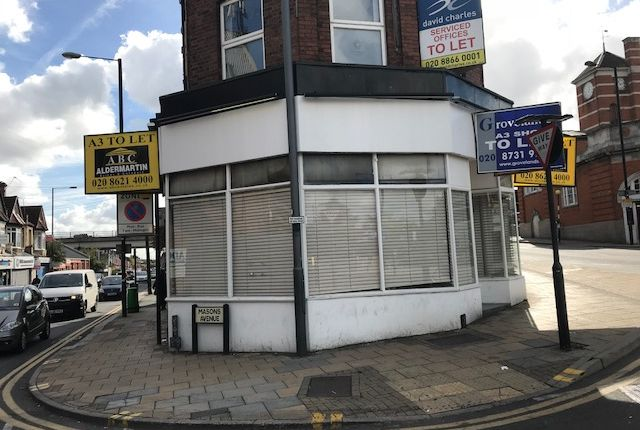 Thumbnail Restaurant/cafe to let in The Bridge, Harrow