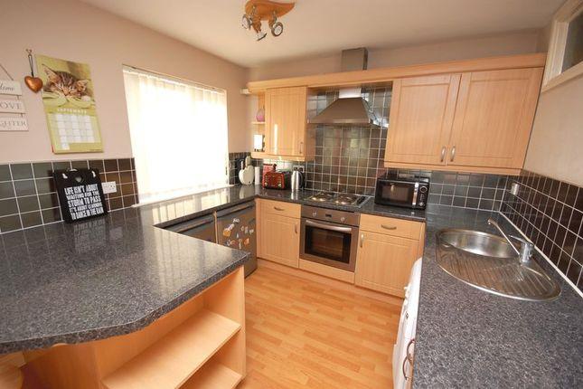 Kitchen of Shaftoe Court, Killingworth, Newcastle Upon Tyne NE12