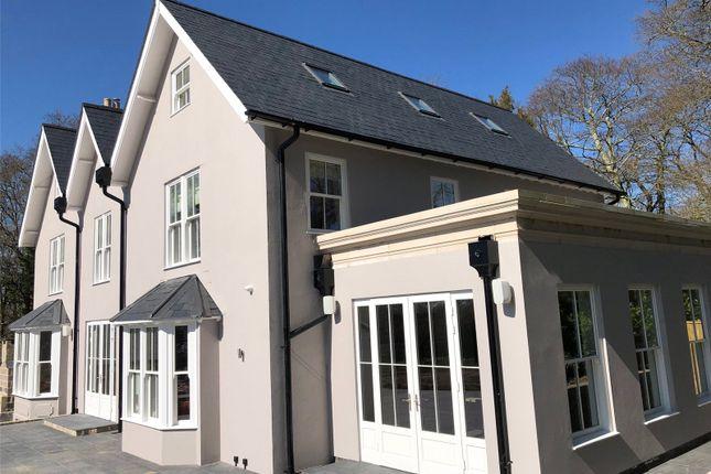 Thumbnail Property to rent in Arnewood Bridge Road, Sway, Lymington, Hampshire