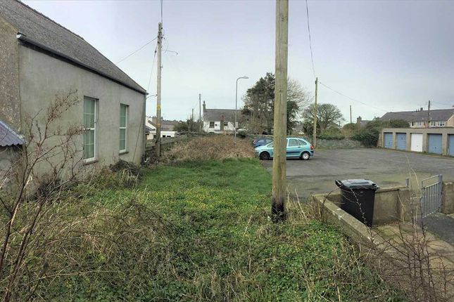 Land for sale in Bro Dawel, Bodedern, Holyhead