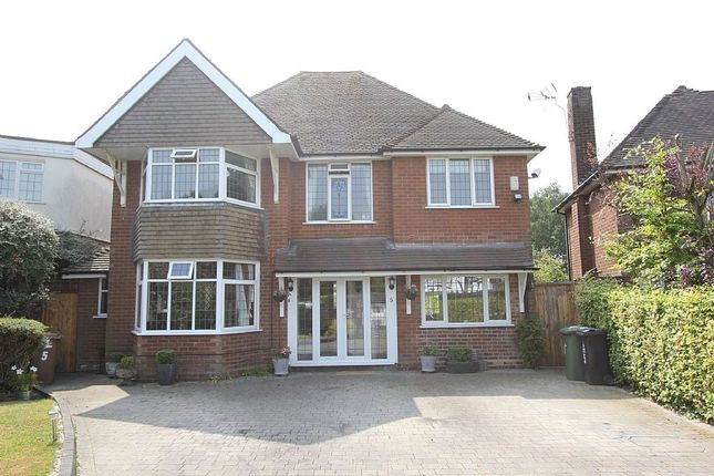 Thumbnail Detached house for sale in Regina Drive, Walsall, West Midlands