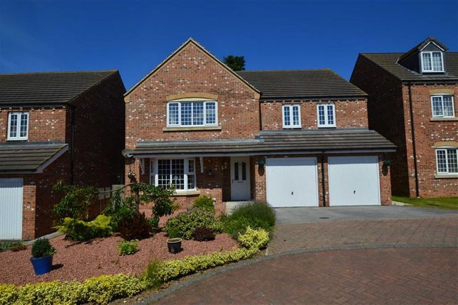 Thumbnail Detached house for sale in Farrants Way, Hornsea, East Yorkshire