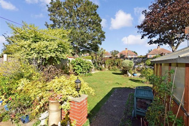 Rear Garden of Helvellyn Avenue, Ramsgate, Kent CT11
