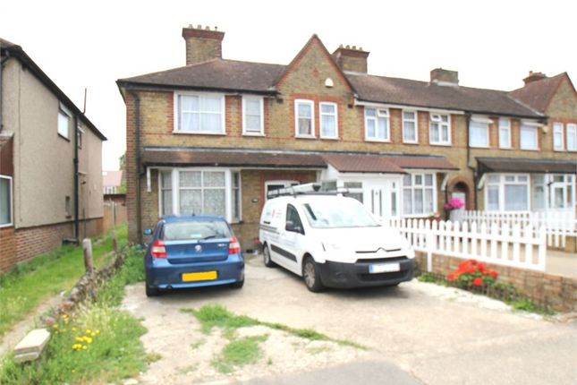Thumbnail End terrace house for sale in Cranborne Waye, Hayes