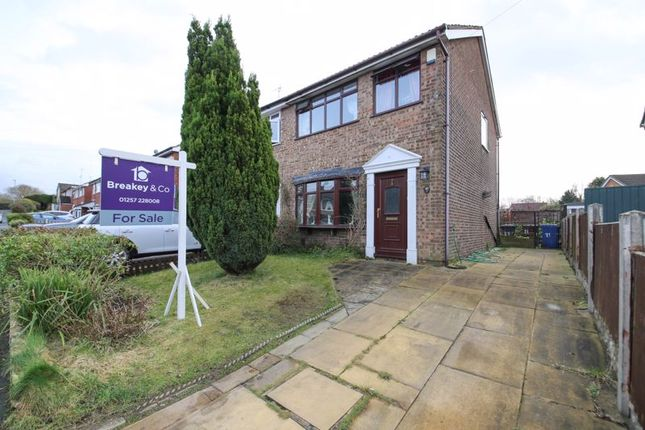 3 bed semi-detached house for sale in Abbey Dale, Appley Bridge, Wigan WN6