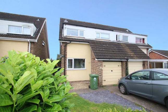 Thumbnail Semi-detached house to rent in Court Road, Lydney
