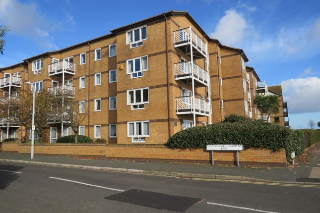 Thumbnail Flat for sale in Connaught Gardens East, Clacton-On-Sea