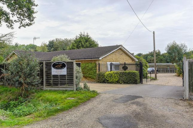 Thumbnail Bungalow for sale in Horley, Surrey
