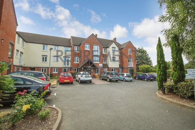 Thumbnail Flat for sale in Croxall Court, Walsall