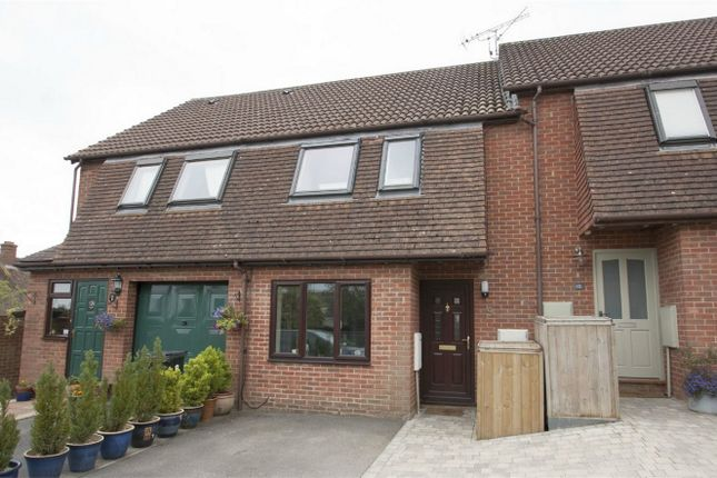 Thumbnail Terraced house to rent in Burgess Close, Odiham, Hampshire