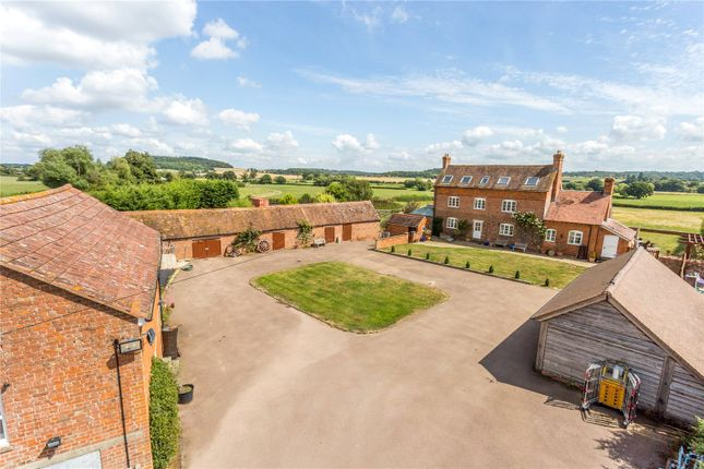 Thumbnail Detached house for sale in Highleadon, Newent, Gloucestershire