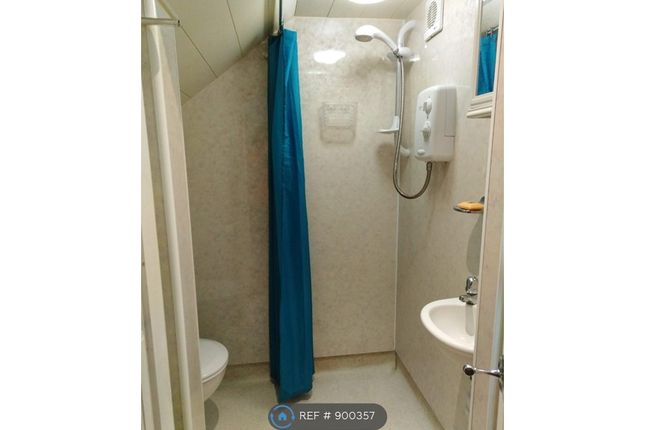 Wet Room With Instant Shower
