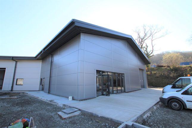 Thumbnail Commercial property for sale in Glan Yr Afon Industrial Estate, Llanbadarn Fawr, Aberystwyth