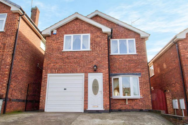 Thumbnail Detached house for sale in Clarke Avenue, Arnold, Nottingham