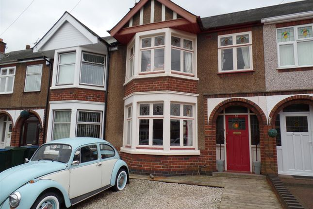 3 bed terraced house for sale in Kempley Avenue, Coventry