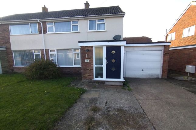 3 bed semi-detached house to rent in Firs Close, Cheriton, Folkestone CT19