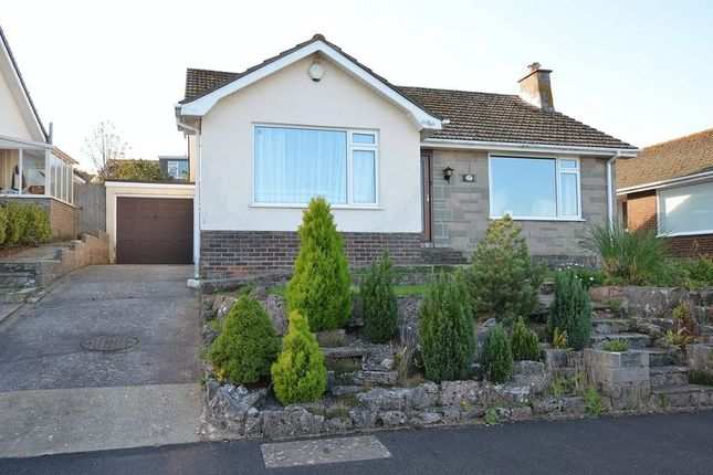 Thumbnail Bungalow for sale in Lower Fowden, Paignton