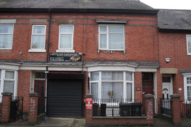 Thumbnail Parking/garage to let in Gwendolen Road, Leicester